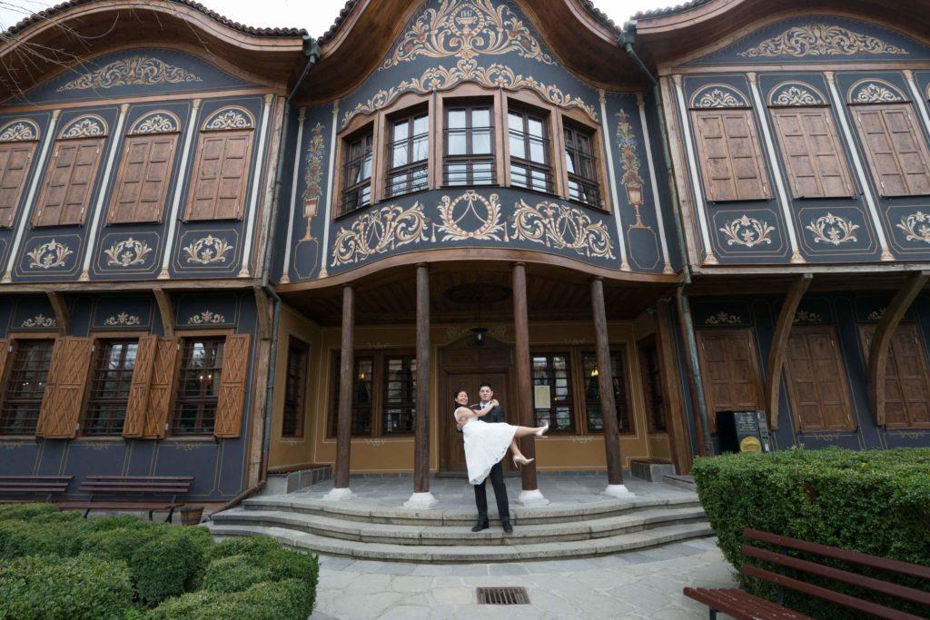 Фотосесия в Пловдив