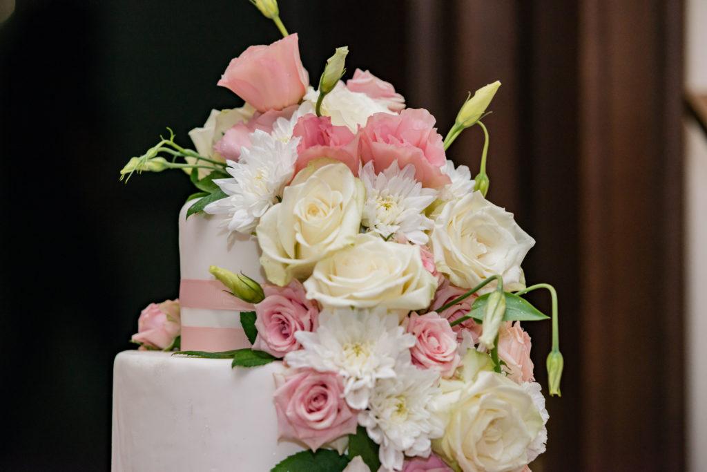 Сватбена торта.
