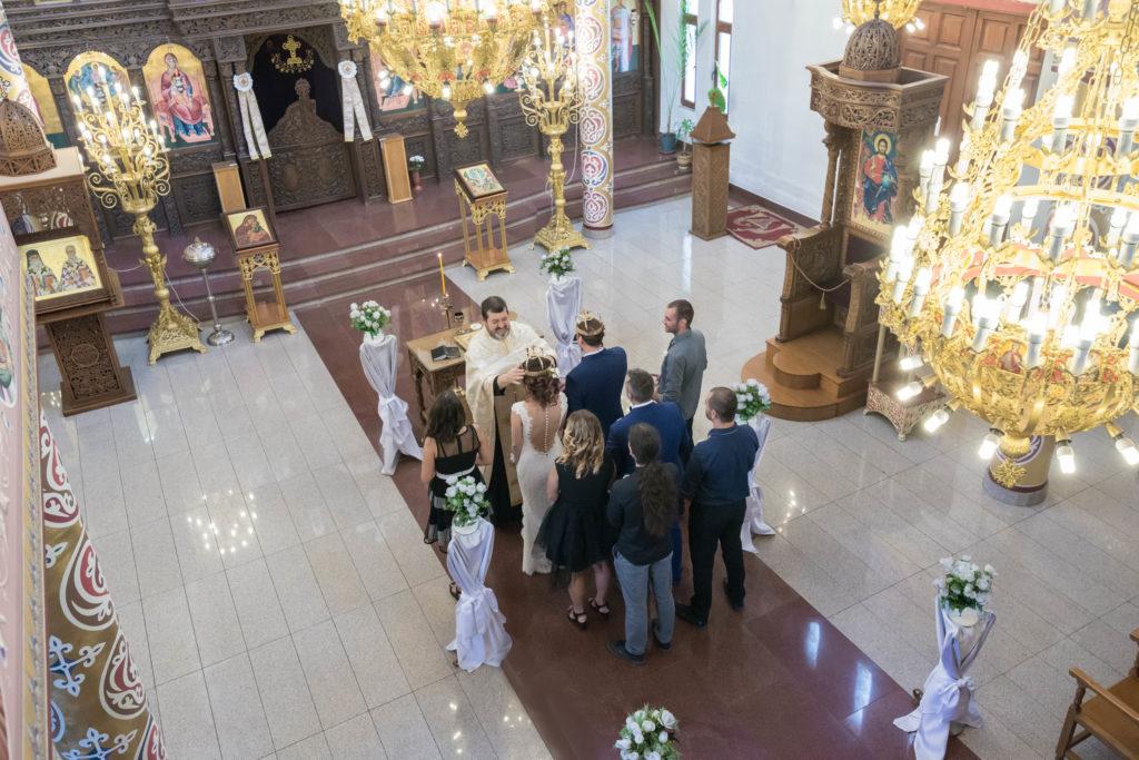 Граждански и църковен брак