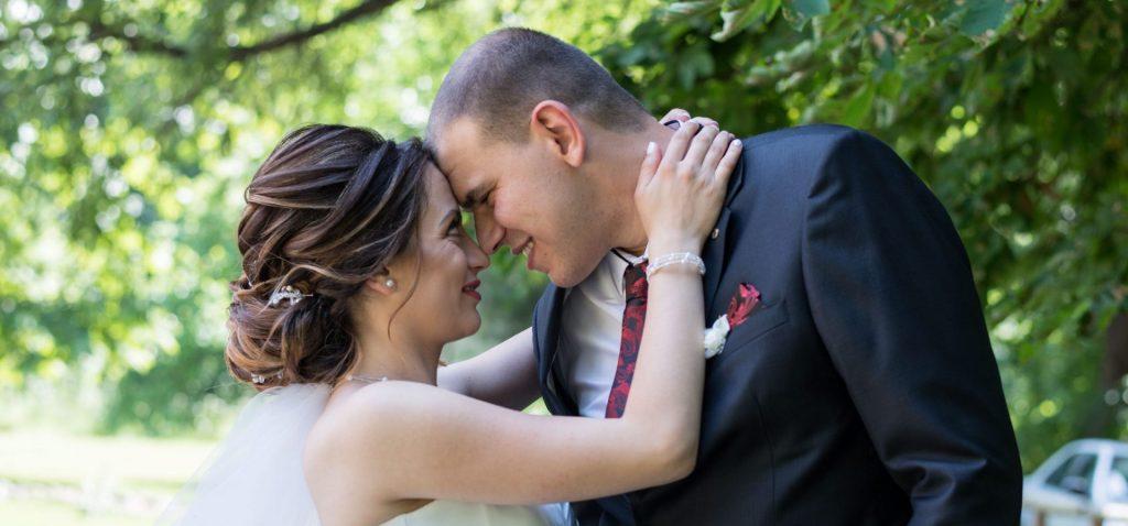 Тенденции при обработката на сватбените снимки