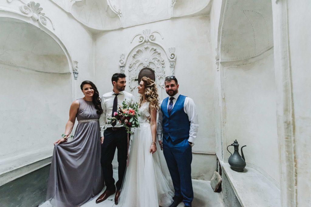Как да вляза във форма за сватбата си