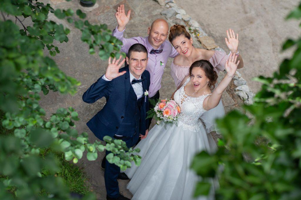 Как да организираме сватбата си сами